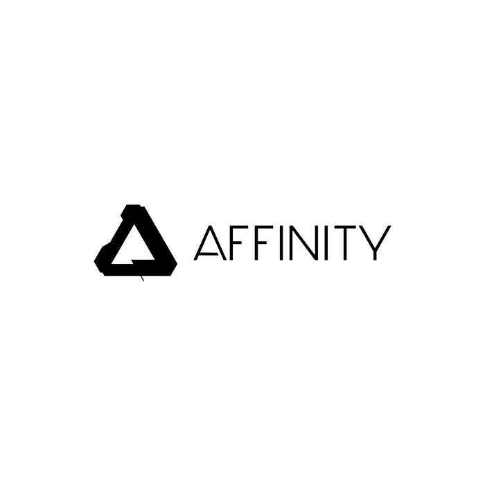 The logo of Affinity