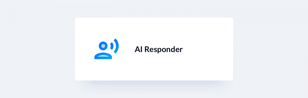 Tidio AI Responder template logo