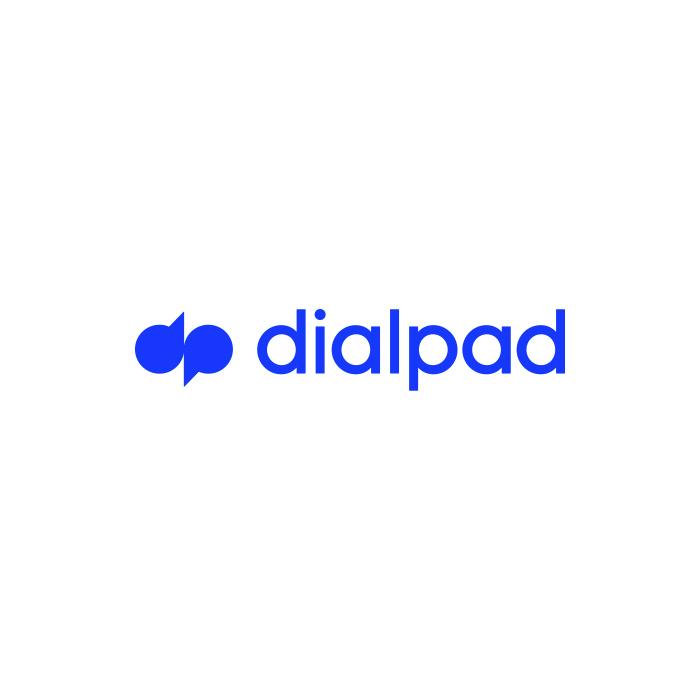 The logo of Dialpad