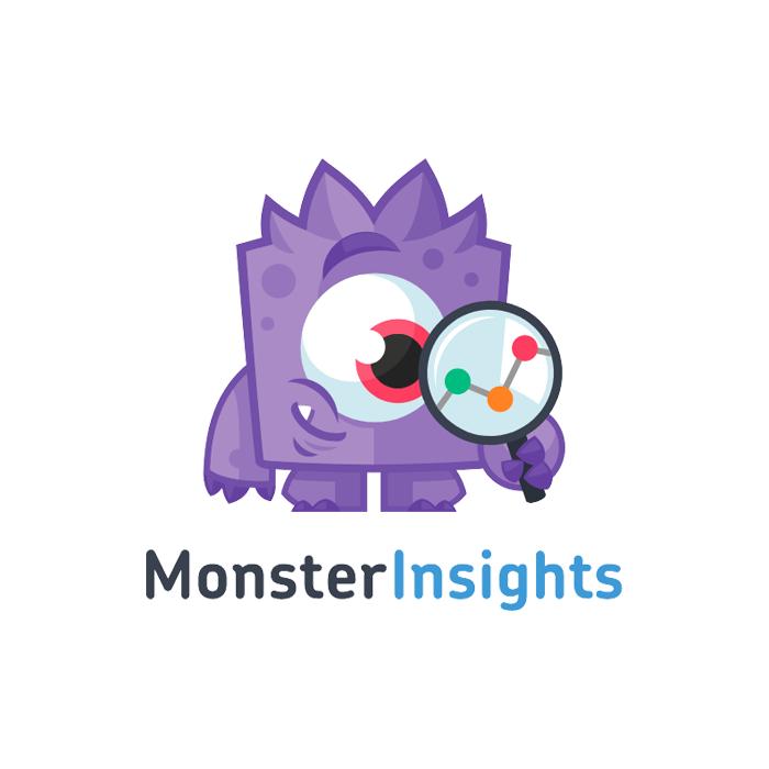 Monster Insights plugin logo