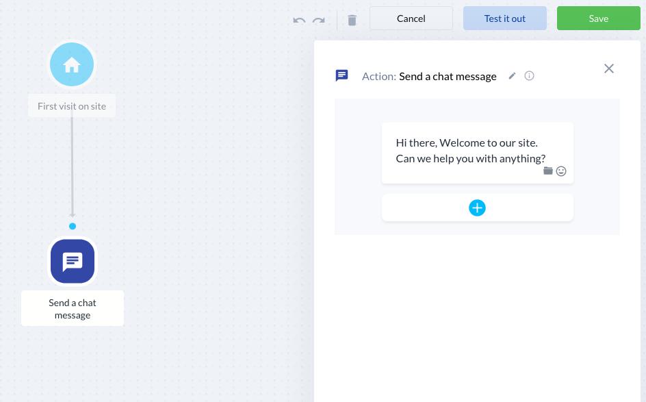 How to create a multilingual bot   Knowledge Base   Tidio