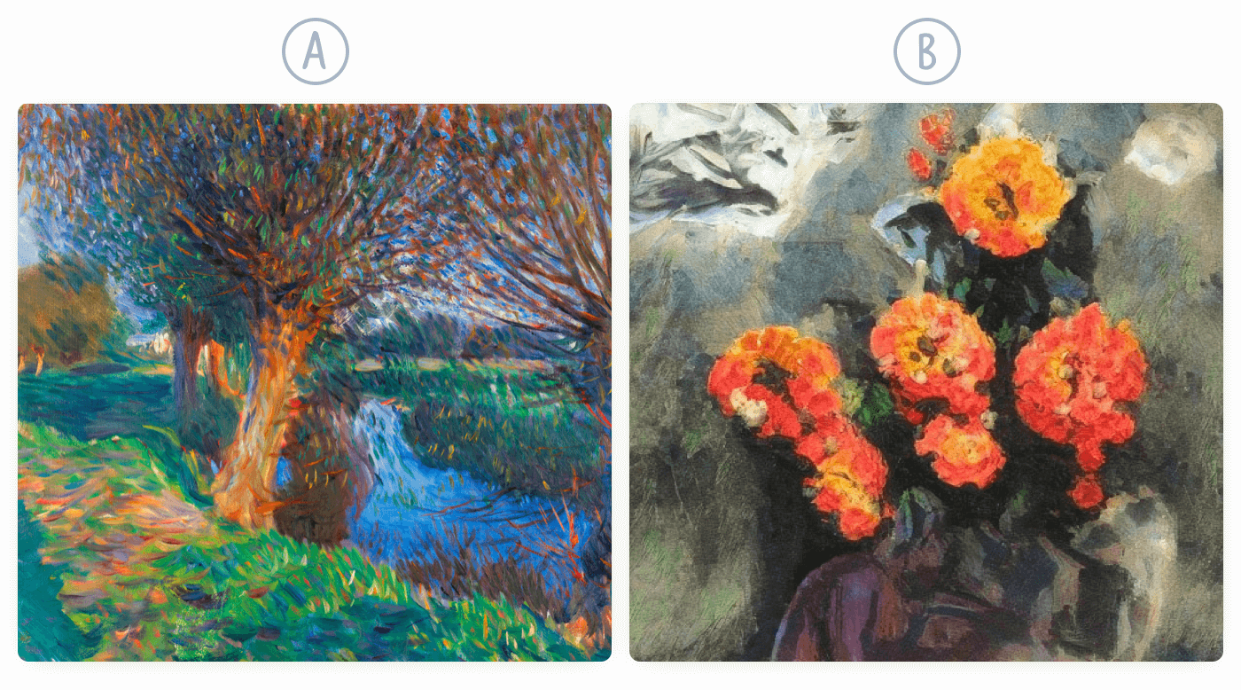 AI or painting quiz