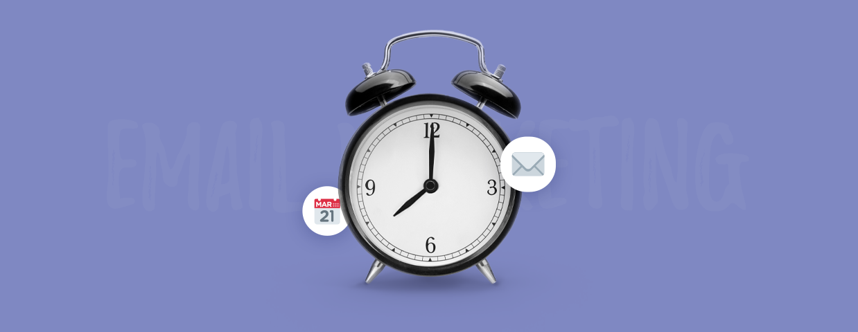Cover image with an alarm clock