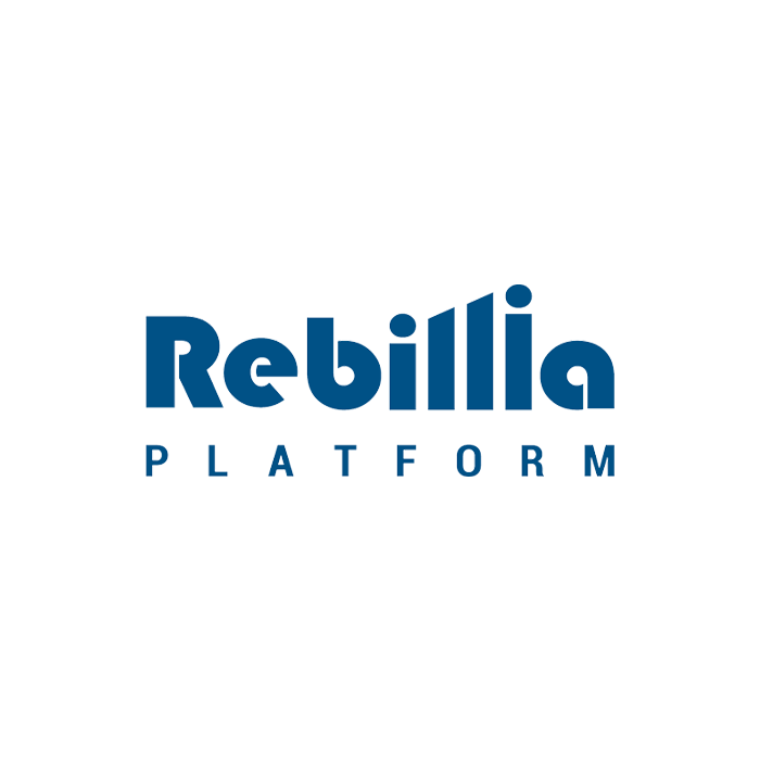 Rebillia for BigCommerce - logo, features, and pricing section illustration