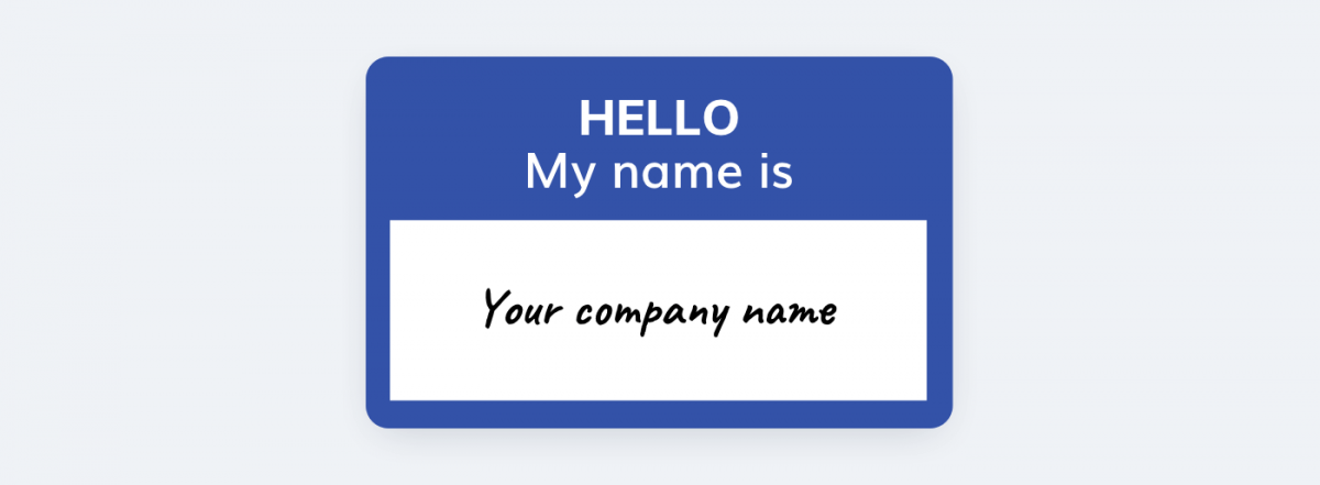 Registering your Shopify store name