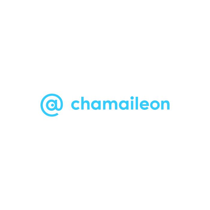The logo of Chamaileon
