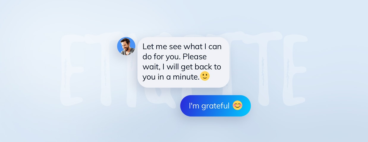 Best Practices For Live Chat Etiquette