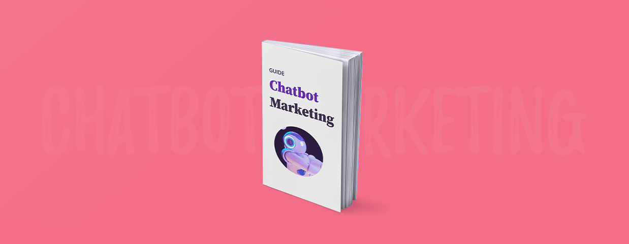 Cover image for chatbot marketing