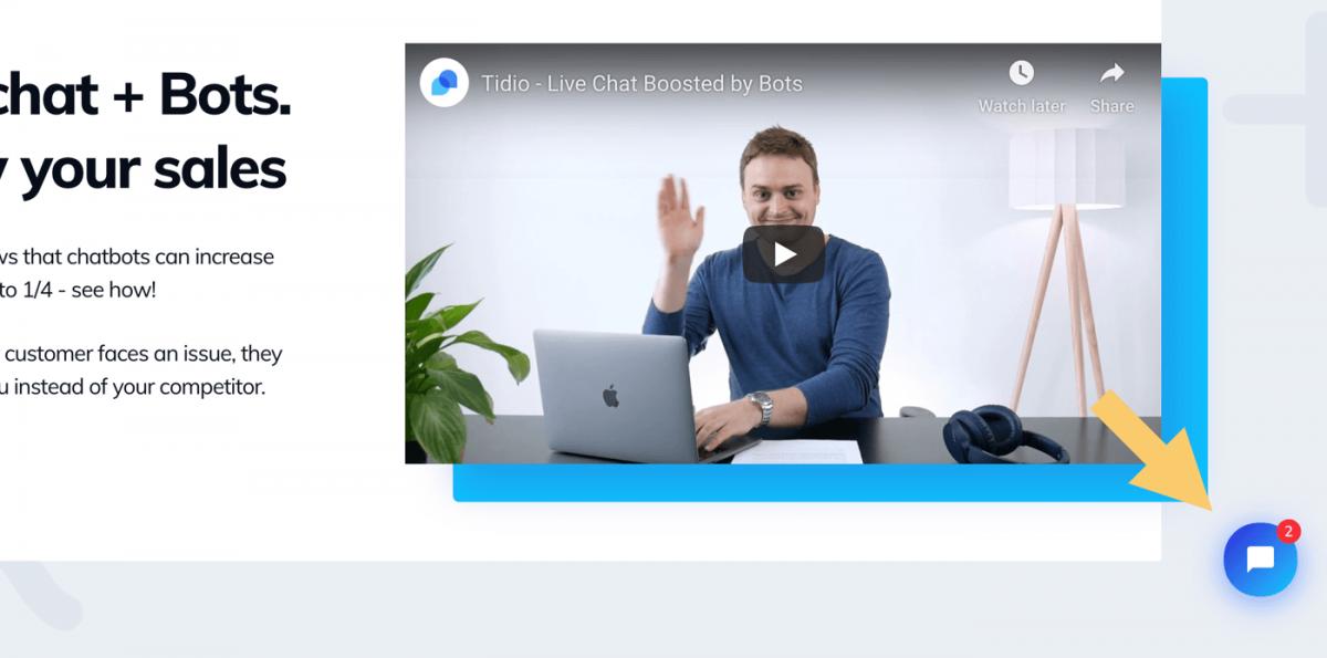 chatbot widget
