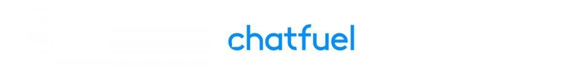 The logo of a Facebook chatbot platform - Chatfuel