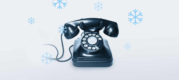 cold telephone technology