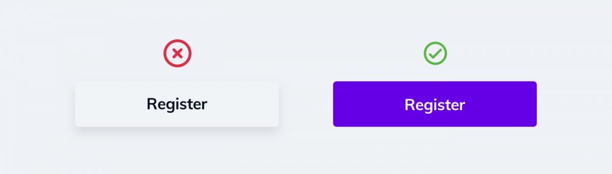 Button example 3