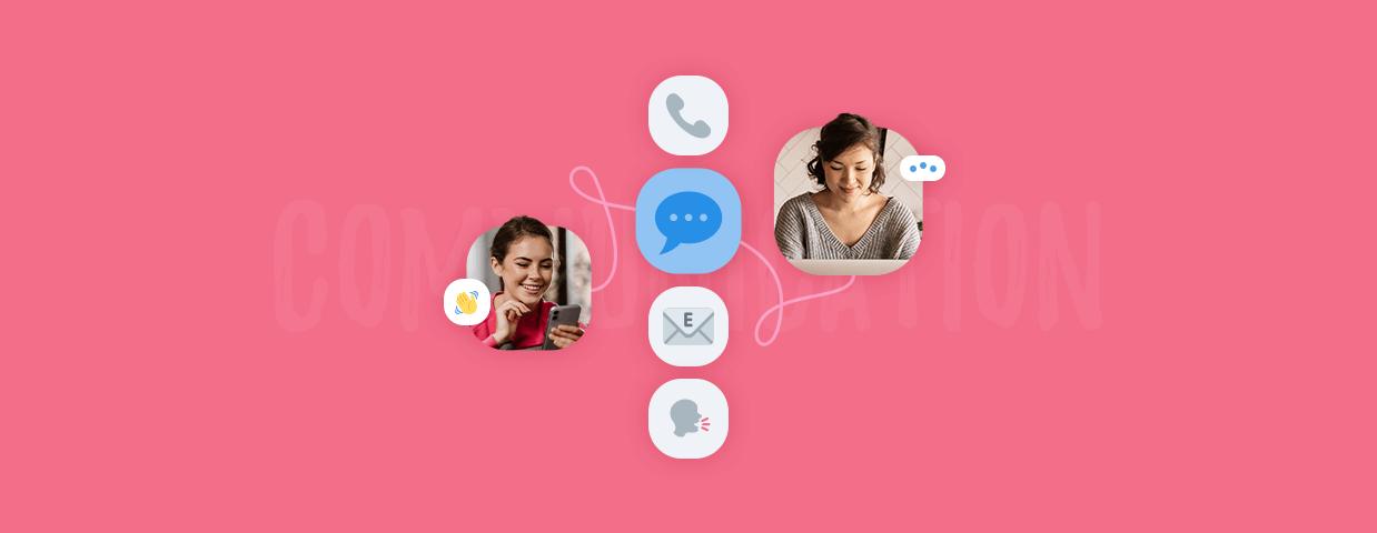 Customer communication cover image