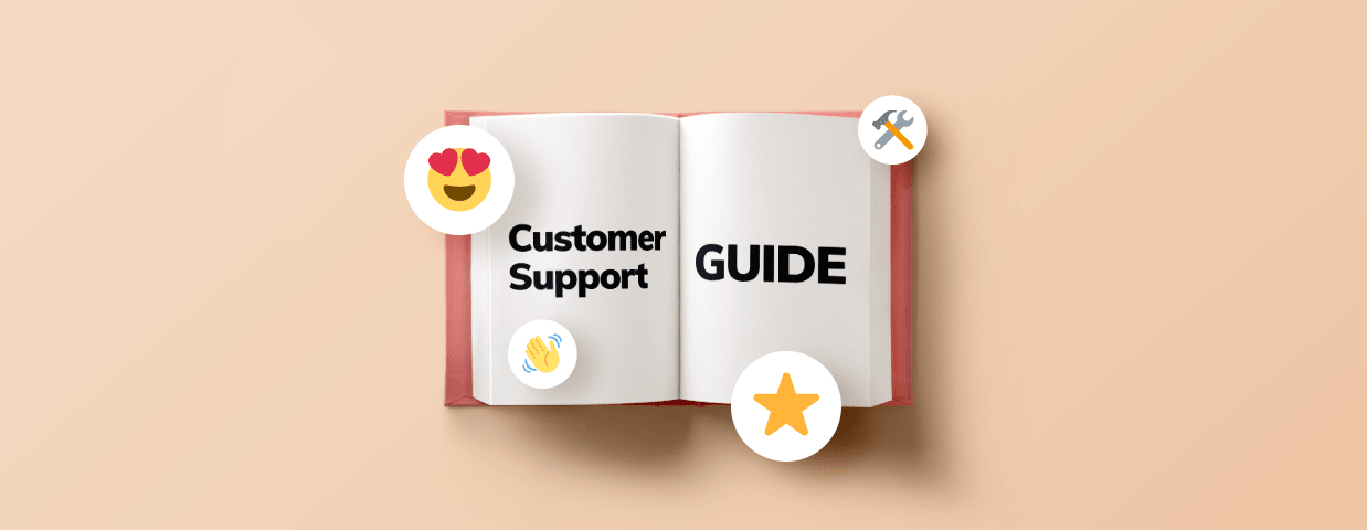 Customer service guide