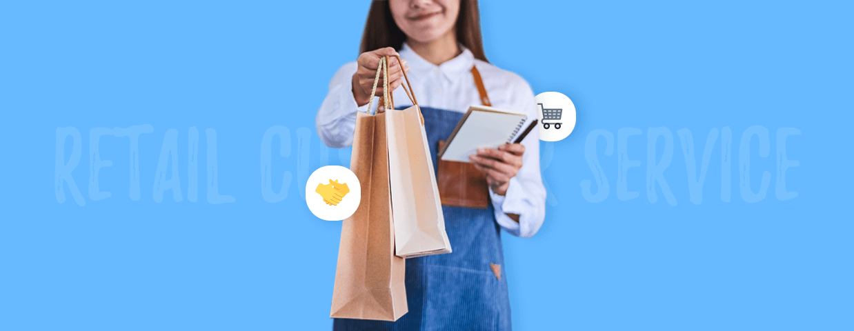 Retail customer service cover image