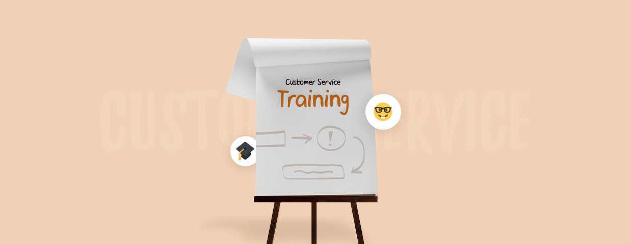 Customer service training header image