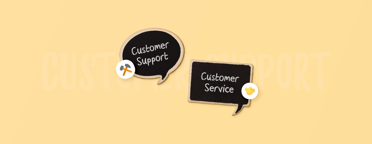 Customer support cover image