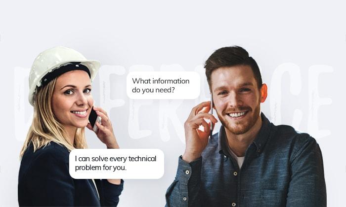 Customer Service vs Customer Support