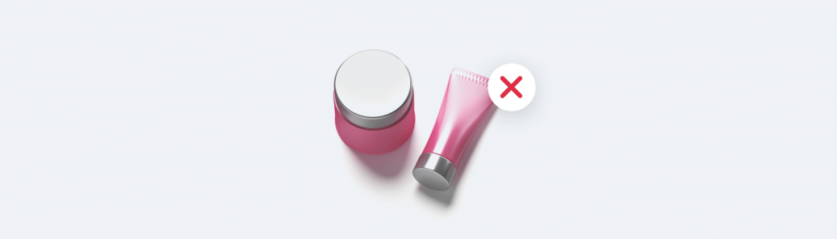 Things you should not sell online - cosmetics