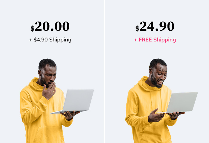 ecommerce shipping trick
