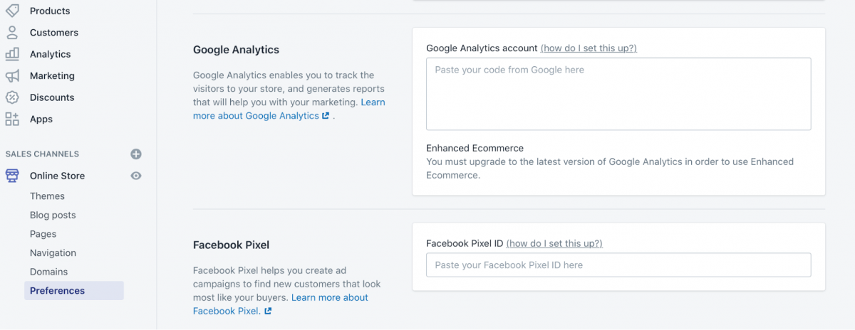 Tools for dropshipping analytics
