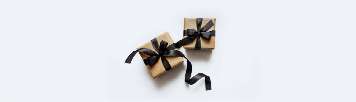 Easy things to make and sell online from home - gift boxes