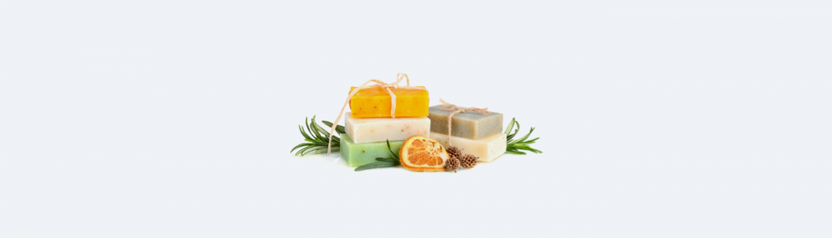 Easy things to make and sell online from home - soap