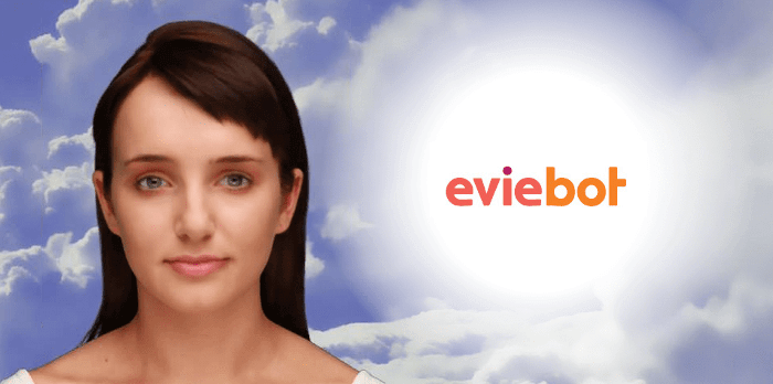 Eviebot - adult female chatbot