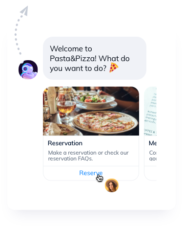 Faq Chatbot for restaurant