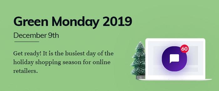 Green Monday Banner 2019