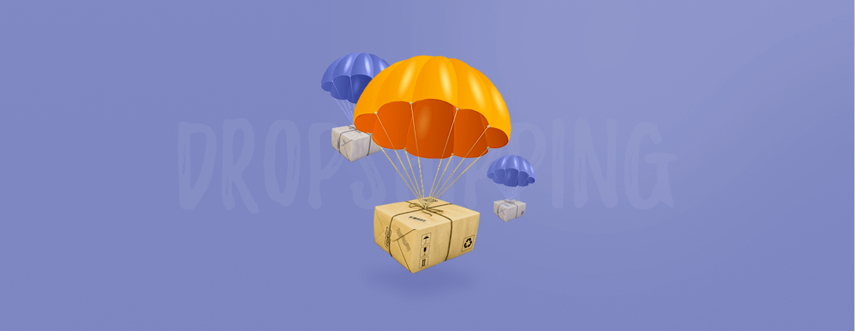 The cover image for the article about starting a dropshipping business