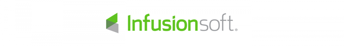 The logo of Infusionsoft