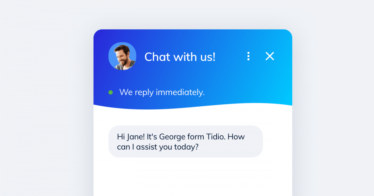 introduction on livechat