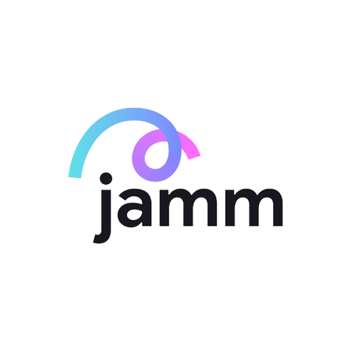 The logo of Jamm