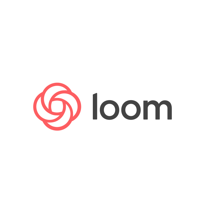 The logo of Loom