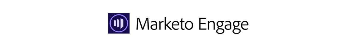 The logo of Marketo Engage
