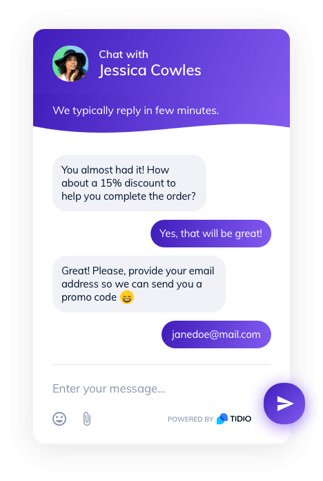 custom chatbot template