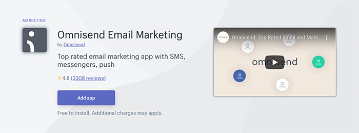 Omnisend Email Marketing