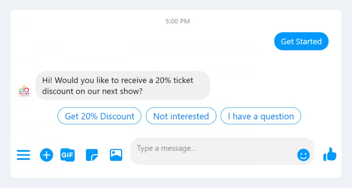 A discount bot
