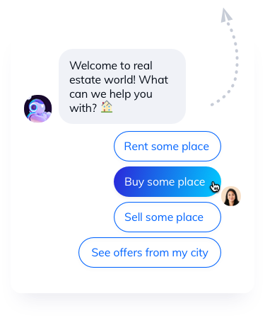 Real estate faq chatbot