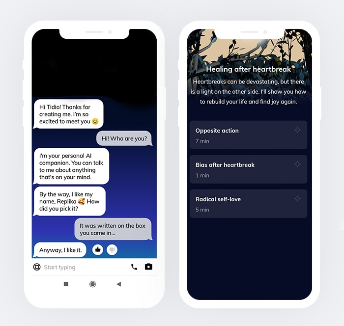 replika chatbot