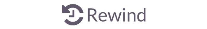 Rewind Backups logo