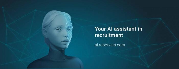 HR chatbot Robot Vera