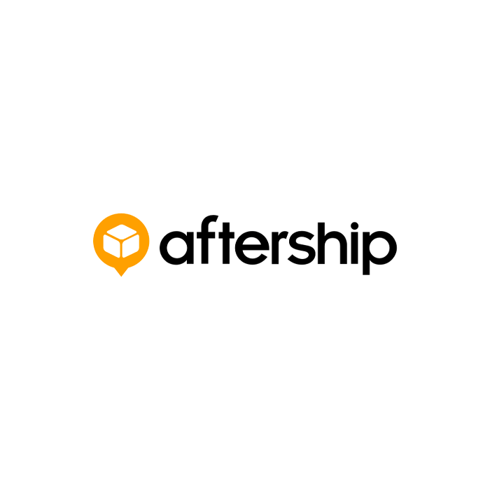 Aftership for BigCommerce - logo, features, and pricing section illustration