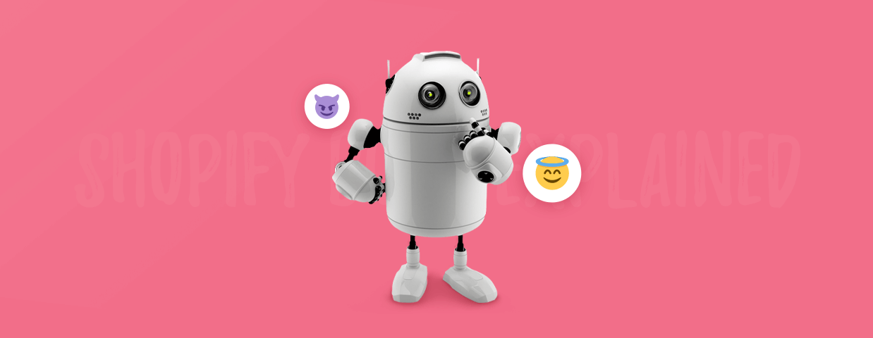 Shopify chatbots cover image