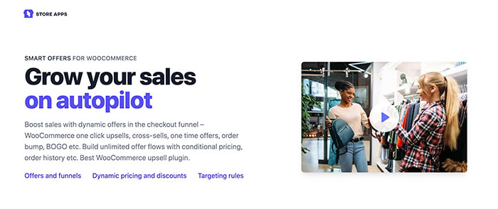 Smart Offers for WooCommerce - screenshot