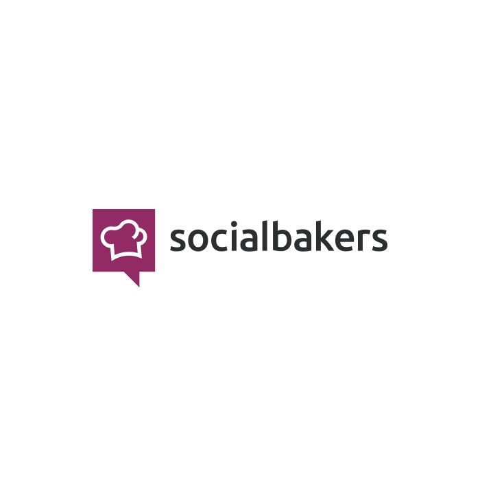 The logo of Socialbakers