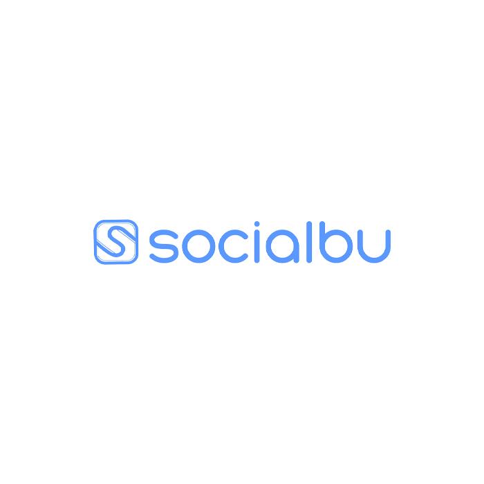 The logo of SocialBu