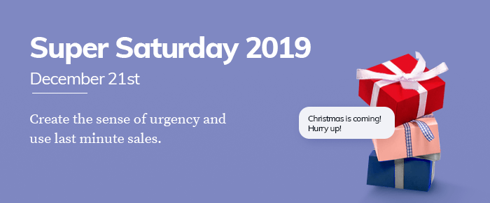 Super Saturday Banner 2019