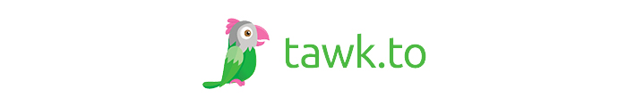 Tawk To logo parrot